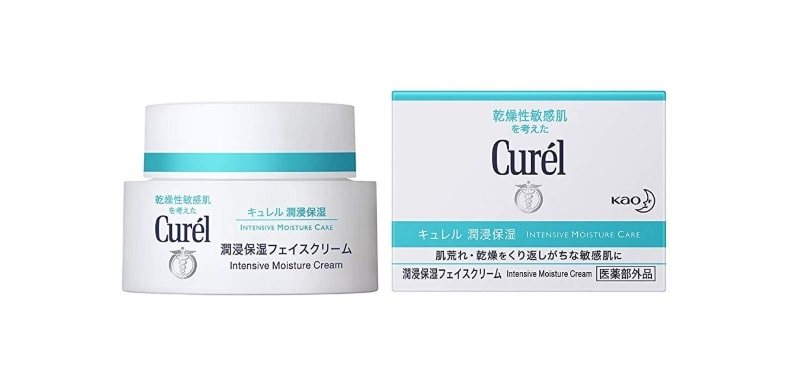 Curel Intensive Moisturing Cream