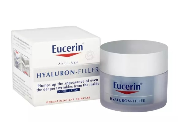 Eucerin Hyaluron - Filler Night Cream